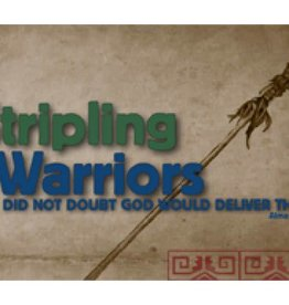 Stripling Warriors - Young Men Recommend Holder
