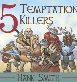 5 Temptation Killers, Hank Smith—A funny, yet effective talk that will help youth to use their agency wisely