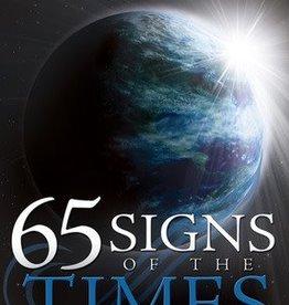 65 signs of the times, David J Ridges