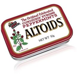 Altoids Peppermints (large tin)