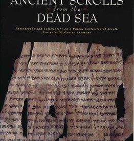 Ancient scrolls from the dead sea