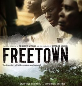 Freetown Blu-Ray) (Spanish, French, Portuguese Subtitled)