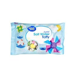 Great Value Assorted Salt Water Taffy, 14 oz