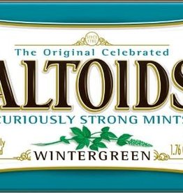 Altoids Wintergreens (large tin)