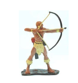 "3""Figure. Lamanite Warrior"