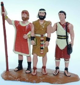 "3""Figure. Three Nephites"
