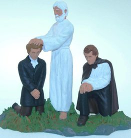 "3""Figure. Aaronic Priesthood Restored"