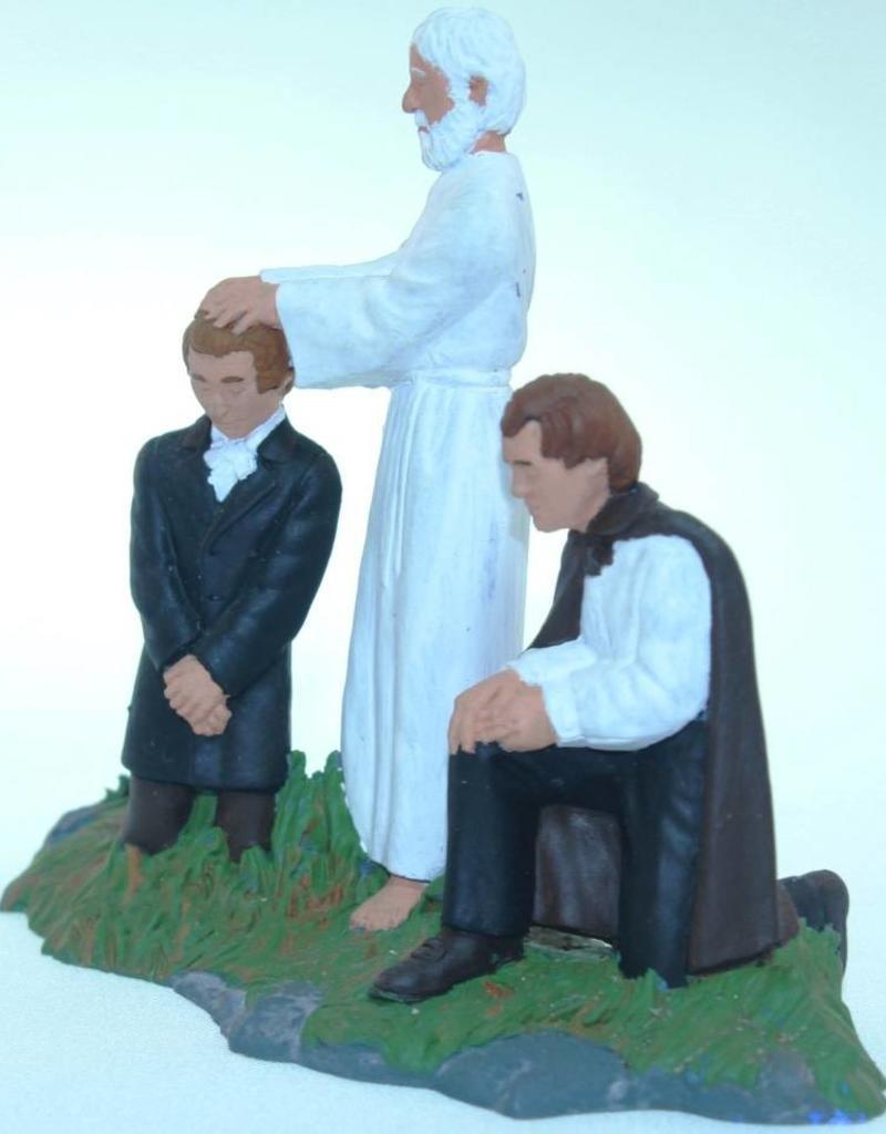 "3""Figure. Aaronic Priesthood Restored"
