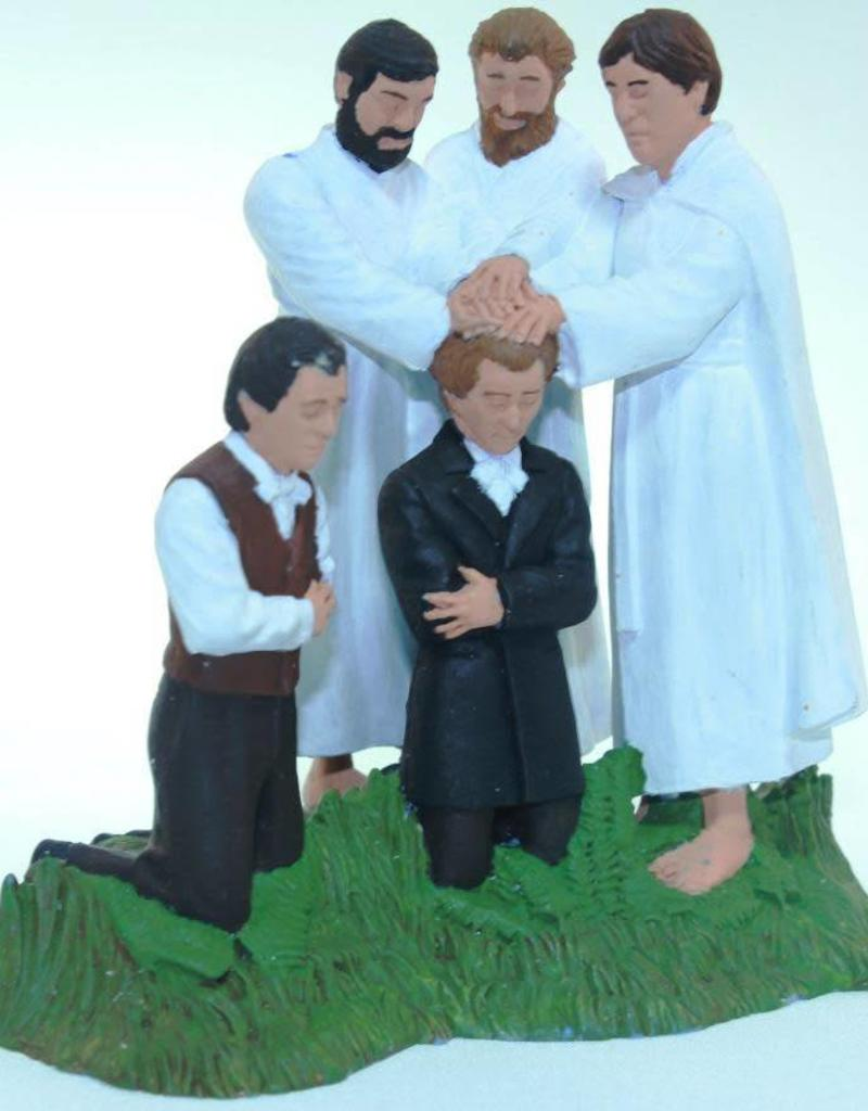 "3""Figure. Melchizedek Priesthood Restored"