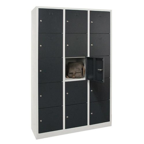 Inofec Lockerkast Premium 15-deurs