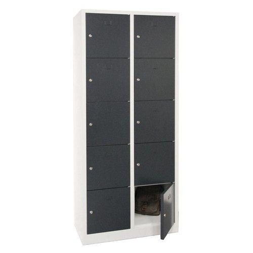 Inofec Lockerkast Premium 10-deurs