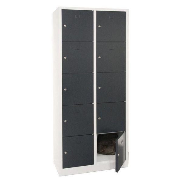 Lockerkast Premium 10-deurs