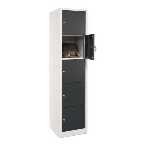 Inofec Lockerkast Premium 5-deurs