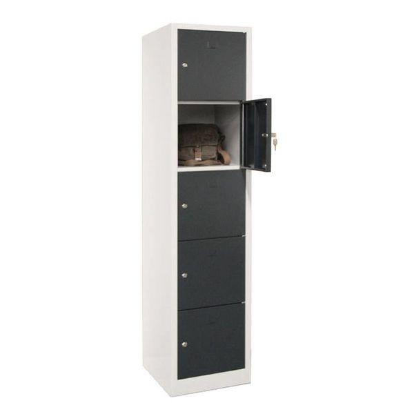 Lockerkast Premium 5-deurs
