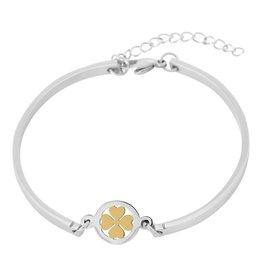 iXXXi Jewelry iXXXi JEWELRY IJA15-3 Spang armband Klaver