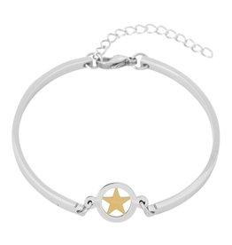 iXXXi Jewelry iXXXi JEWELRY IJA14-3 Spang armband Ster