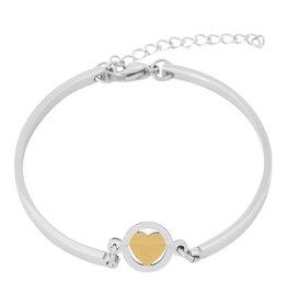 iXXXi Jewelry iXXXi JEWELRY IJA13-3 Spang armband Hart