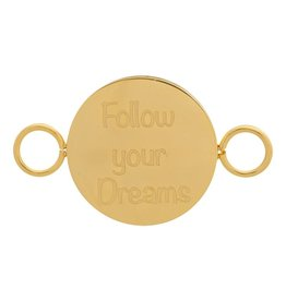 iXXXi Jewelry iXXXi JEWELRY IJBA02-3 FOLLOW YOUR DREAMS