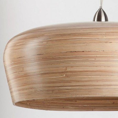 Woood Lamp Hout