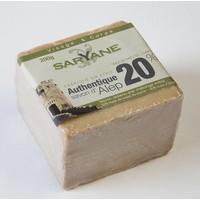 Aleppo zeep diverse soorten 200 gram - Saryane