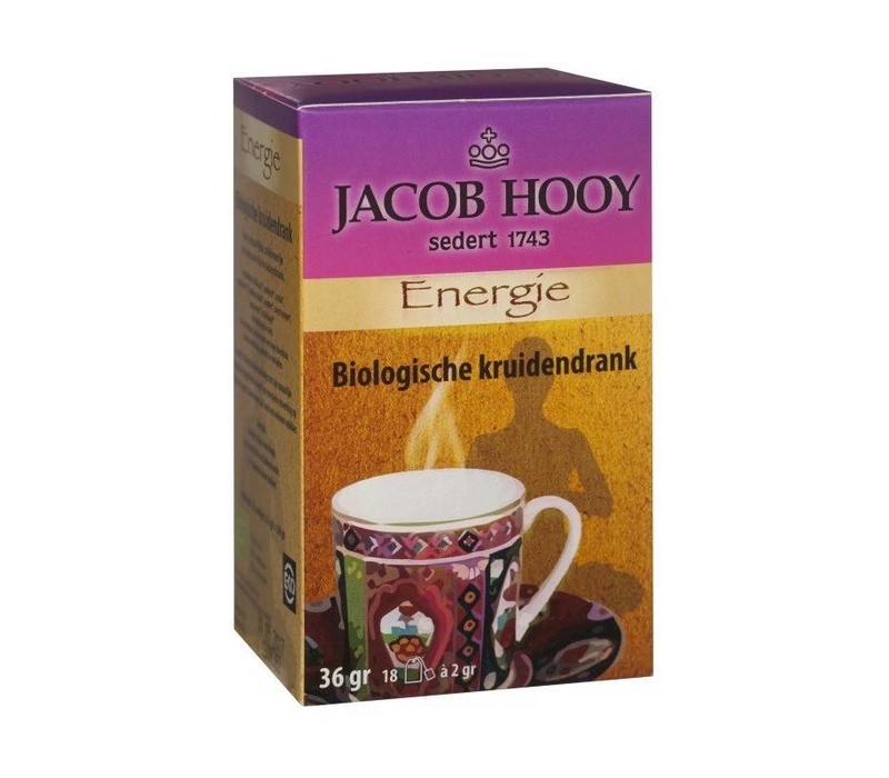 Bio Energie thee 18 zakjes - Jacob Hooy
