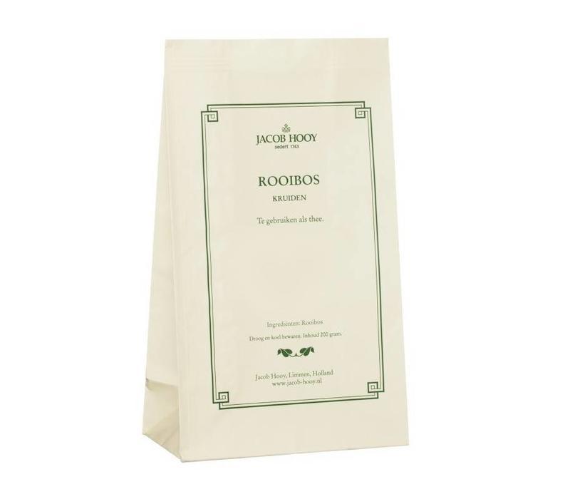 Rooibos thee kruiden 200 gr - Jacob Hooy