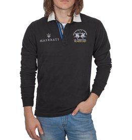 La Martina La Martina ® Sweatshirt Maserati, Schwarz