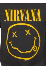 Amplified ® T-Shirt Nirvana Smiley Face