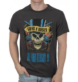 Amplified Amplified ® T-Shirt Guns 'N Roses Use Your Illusion Tour