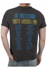 Amplified ® T-Shirt Guns 'N Roses Use Your Illusion Tour