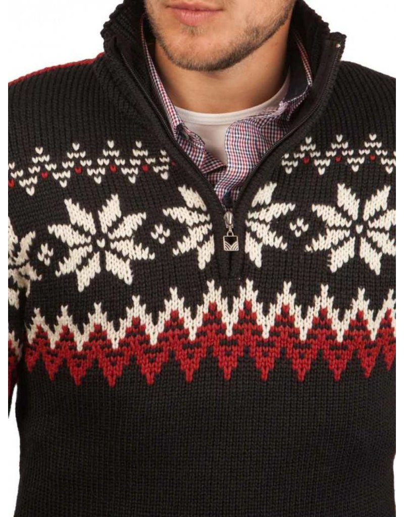 Dale of Norway ® Pullover Vail, Pullover Myking, Schwarz
