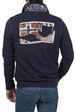 Napapijri ® Sweatshirt Baunder Dunkelblau