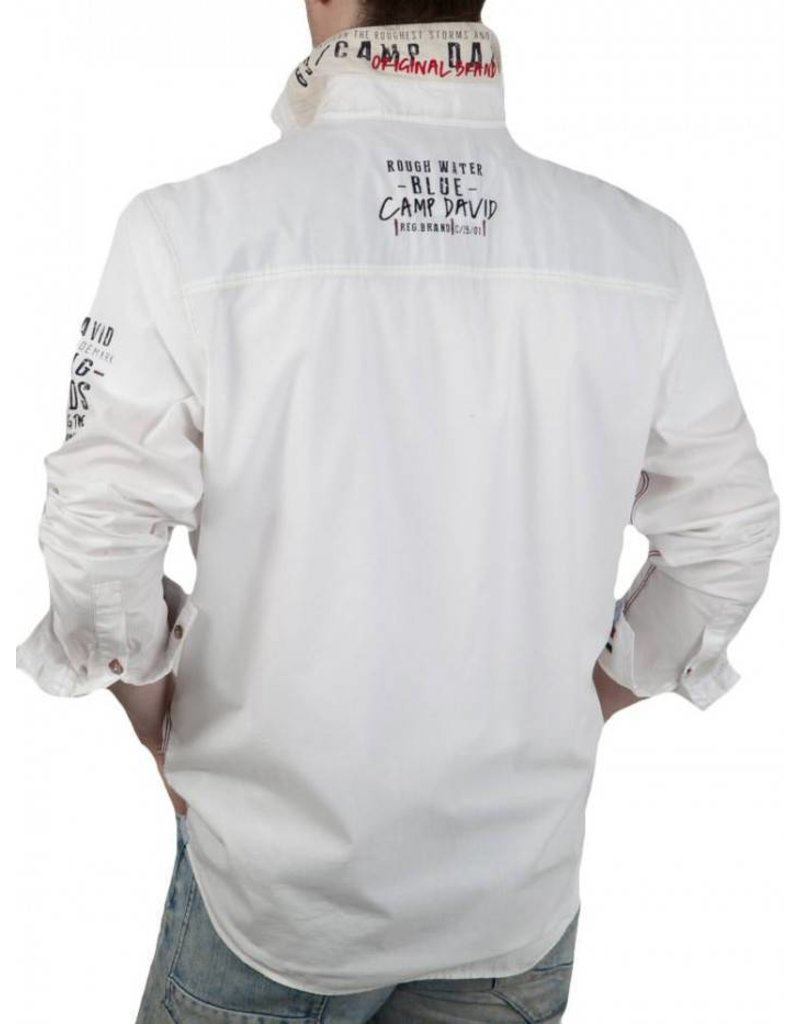 Camp David ® Shirt Heavy Storm