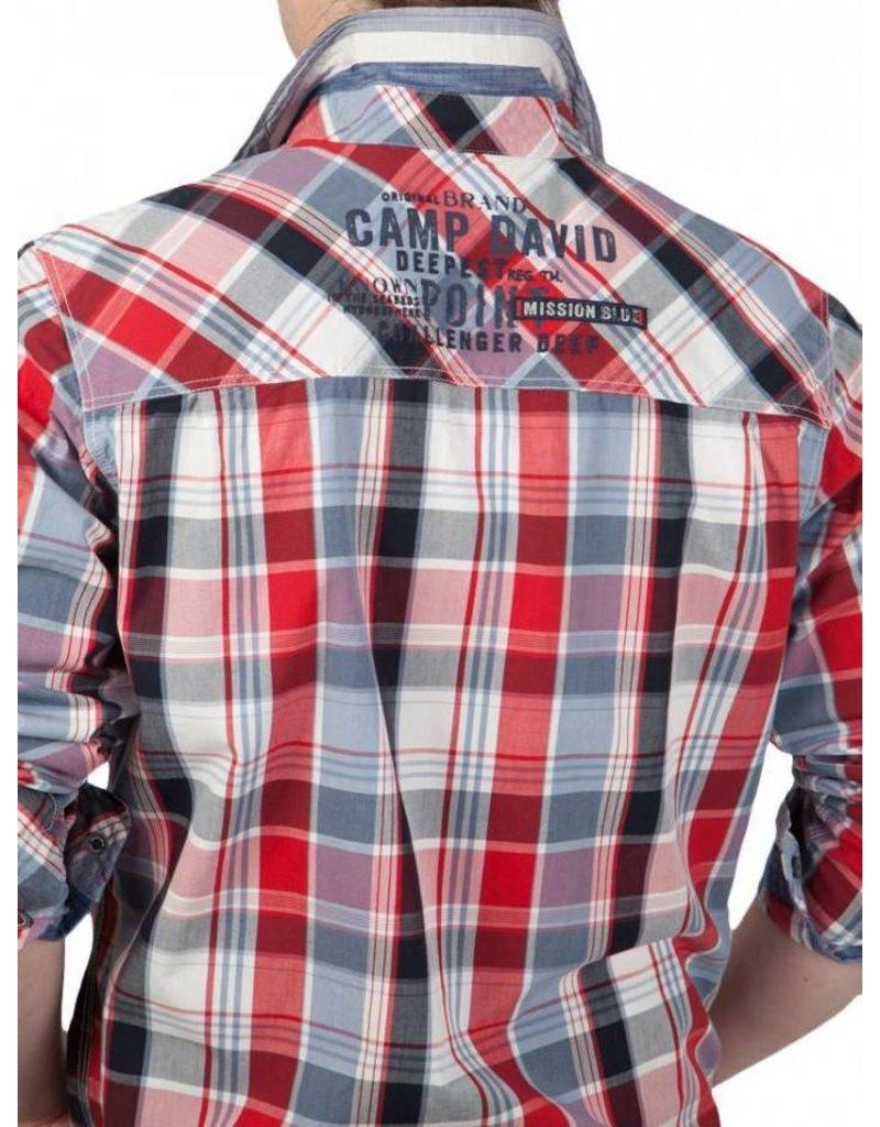 Camp David ® Shirt Deep Sea