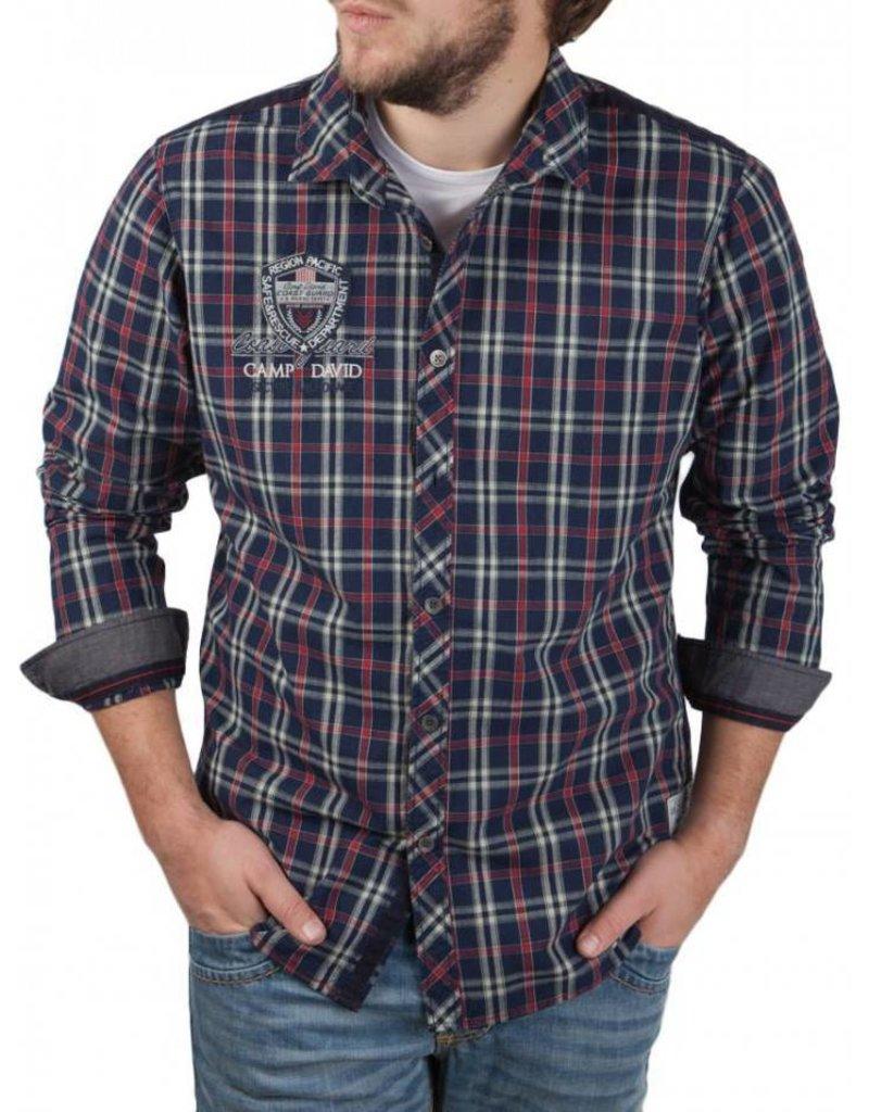 Camp David ® Shirt US Coast Guard