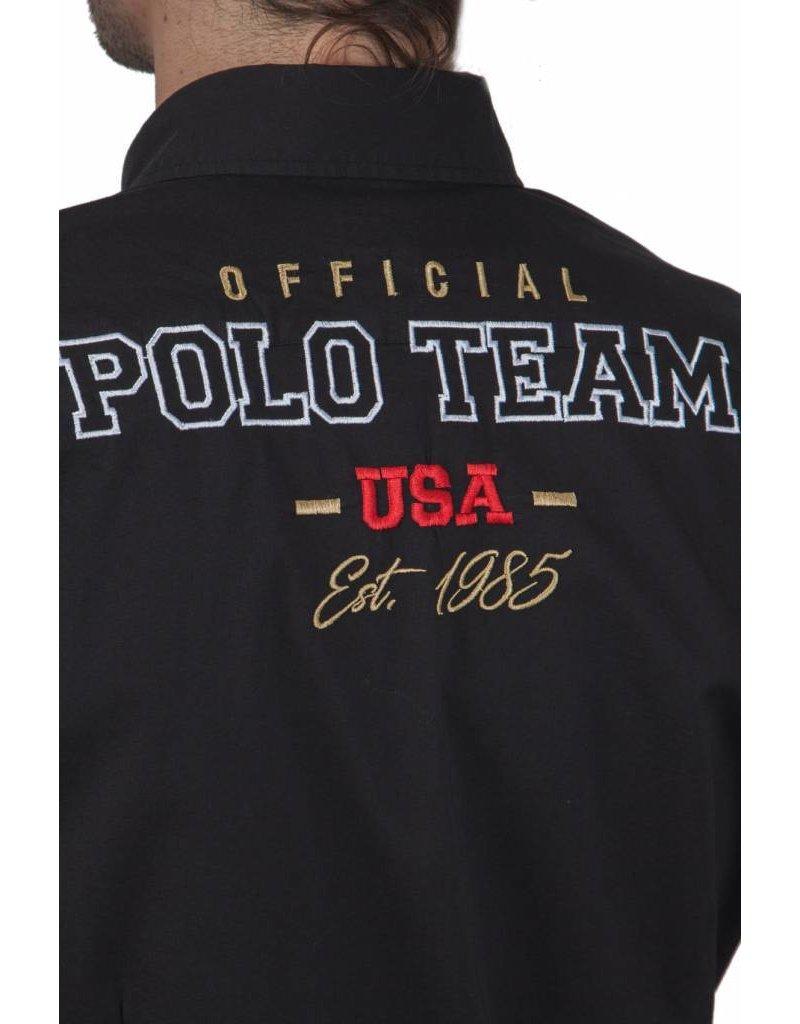 La Martina ® Shirt Polo Team USA