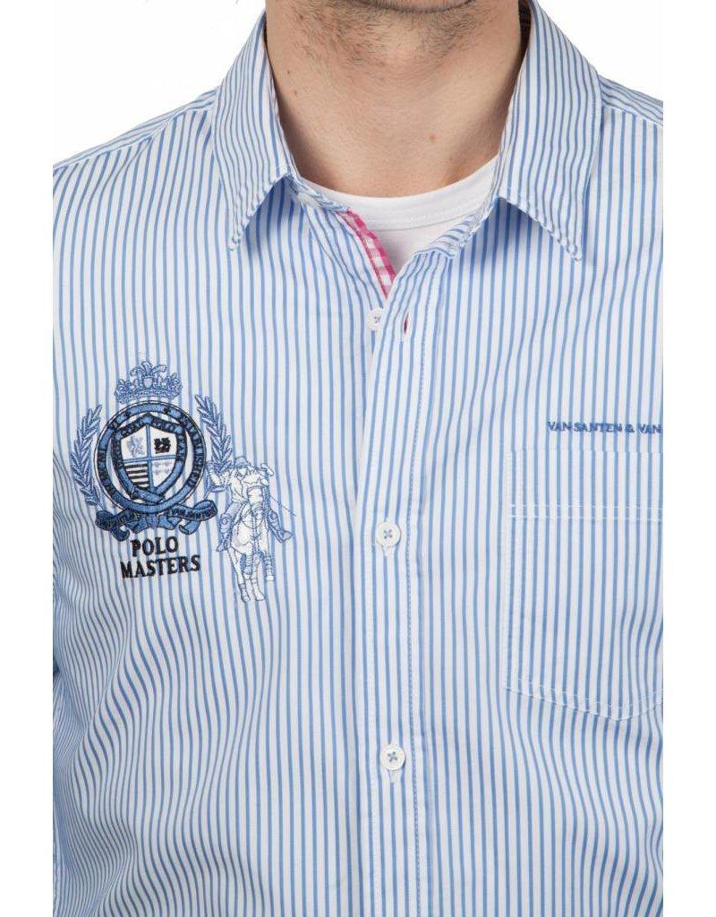 van Santen & van Santen ® Hemd  Polomasters