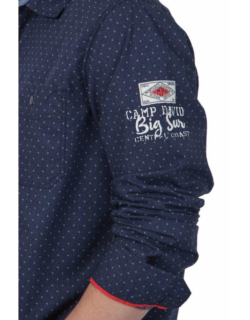 Camp David ® Shirt Pacific Grove