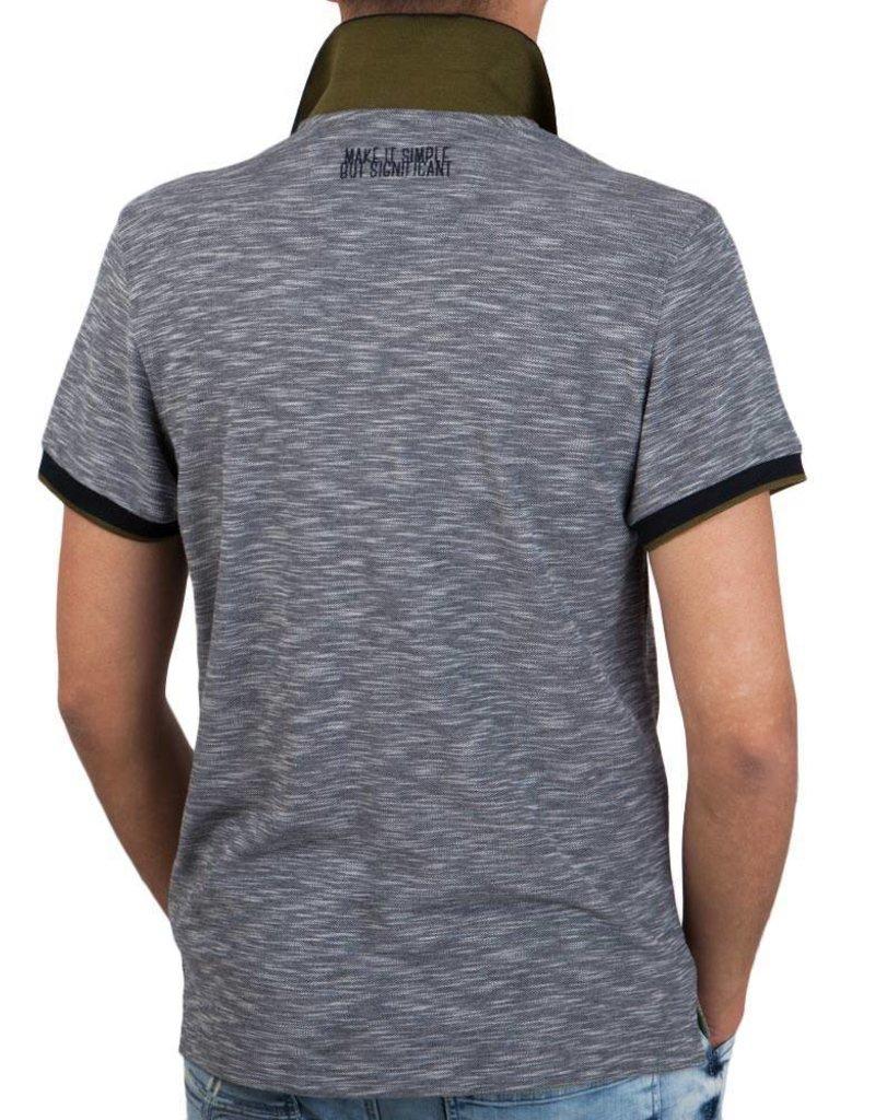 Camp David ® Polohemd Piqué