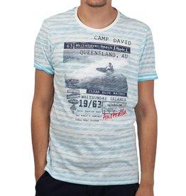 Camp David Camp David ® T-Shirt Queensland Stripe