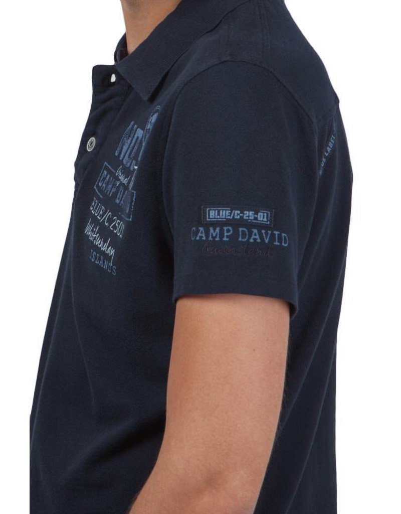 Camp David ® Poloshirt NO.63