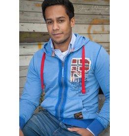 Napapijri Napapijri ® Sweatshirt Biner, Azure