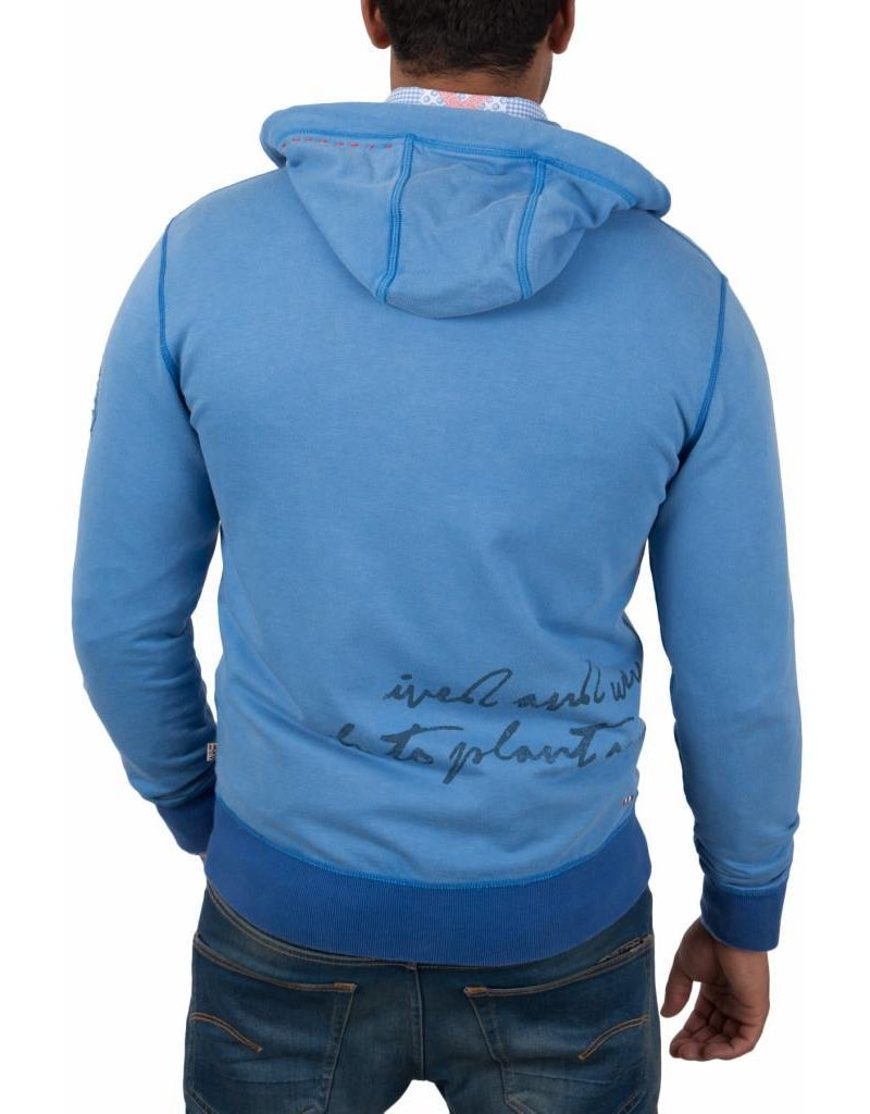 Napapijri ® Sweatshirt Biner, Azure