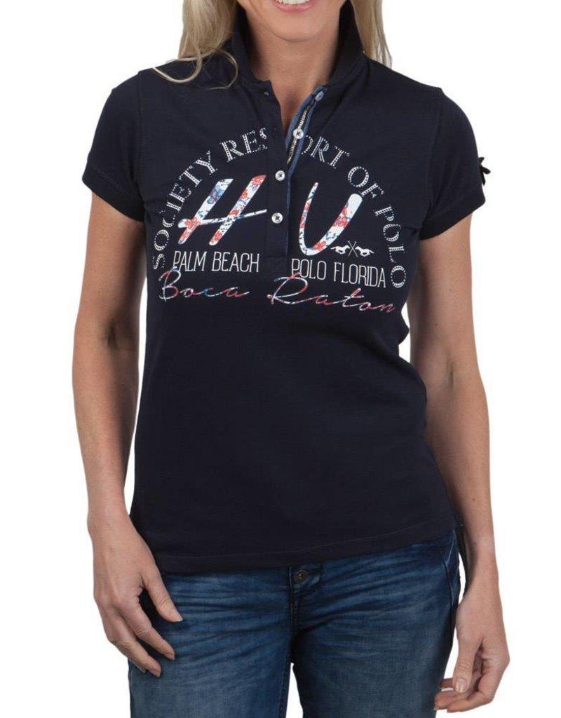 HV Polo Women Poloshirt Palm Beach