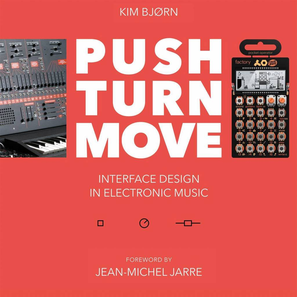 Electronic Instruments Books : Push turn move the new design book on electronic