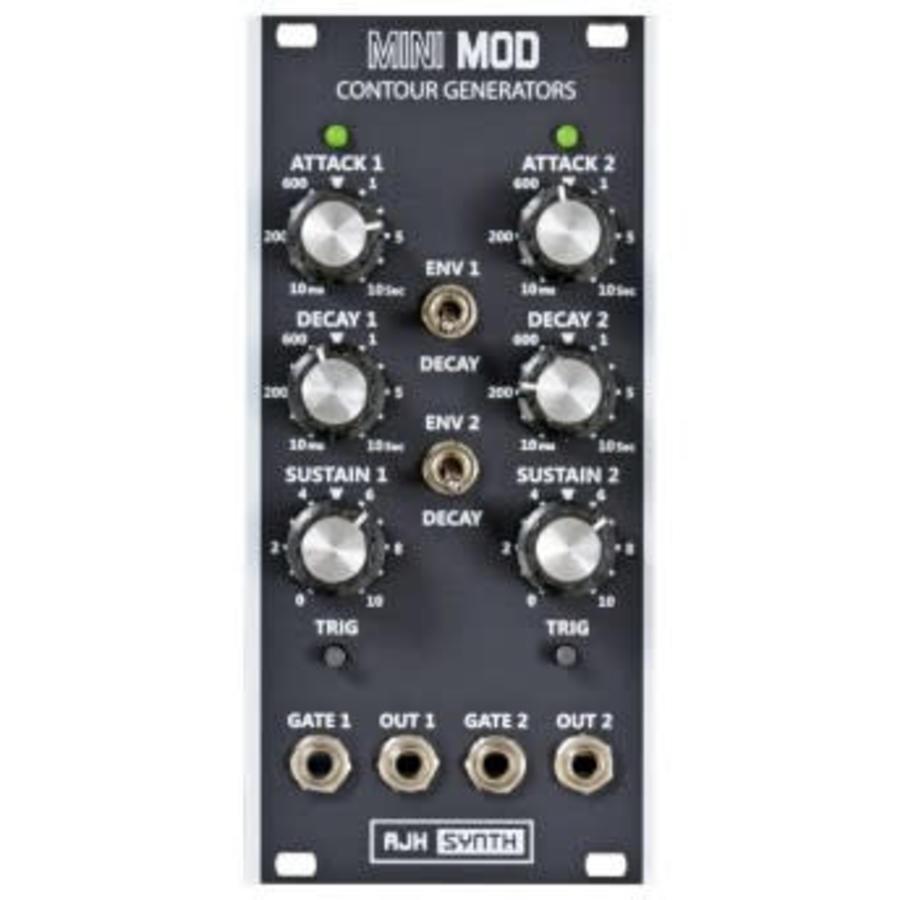 AJH Synth MiniMod Dual Contour black