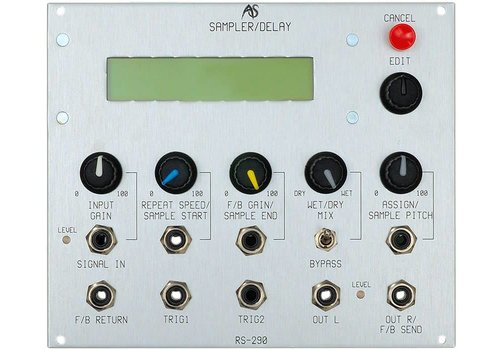 Analogue Systems RS-290 Sampler/Delay