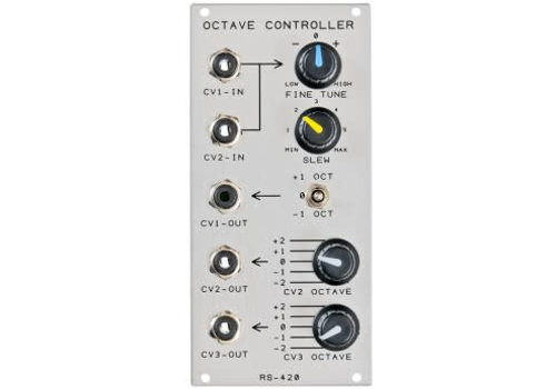 Analogue Systems RS-420 Octave Controller