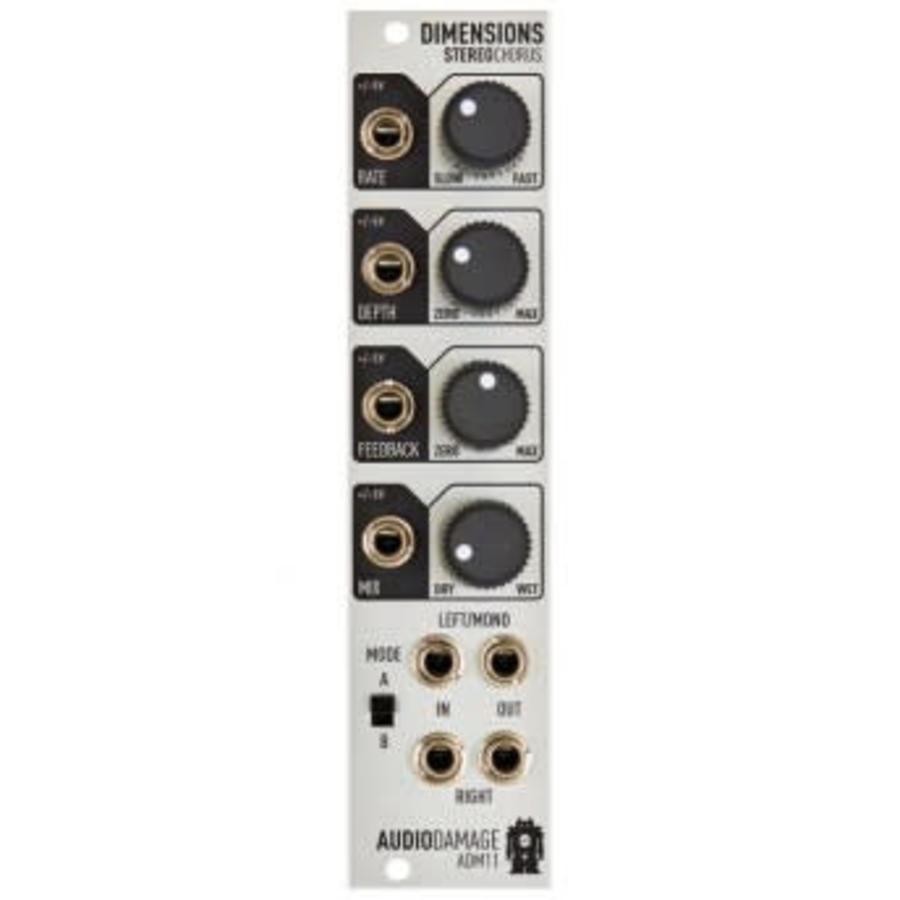 Audio Damage ADM11 Dimensions