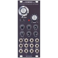 Eowave Domino synth voice, black